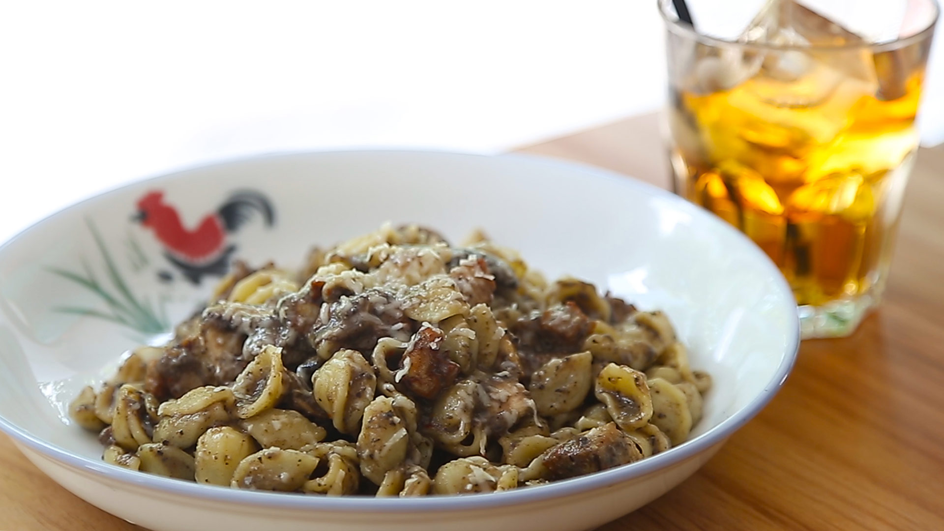 Pasta and Meats for the curious outliers