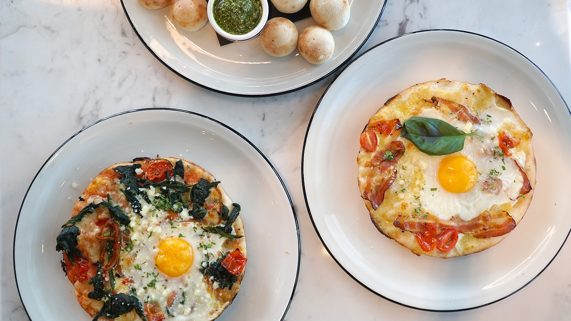 PizzaExpress Singapore - Brunch