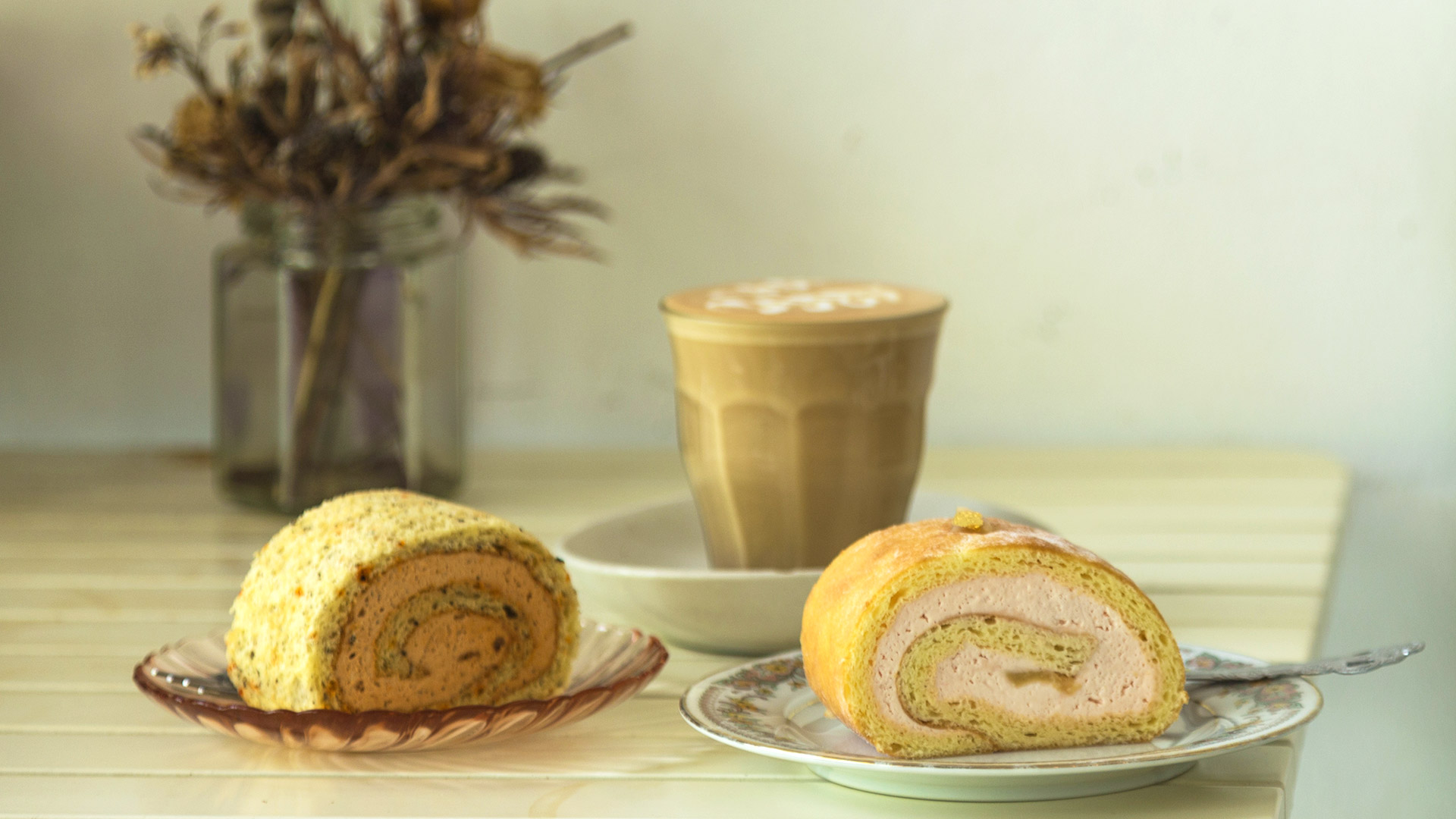 The best swiss rolls in Singapore